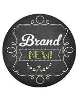Lucy Darling Shop Newborn Baby Sticker Gender Neutral Chalkboard
