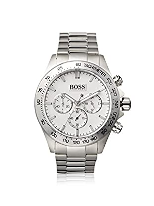 Hugo Boss Men's 1512962 Silver/White Stainless Steel Watch