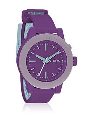 Nixon Uhr mit japanischem Quarzuhrwerk Woman A287-698  37 mm