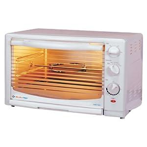 Bajaj Majesty 3400 TMC 34-Litre 1200-Watt Oven Toaster Grill