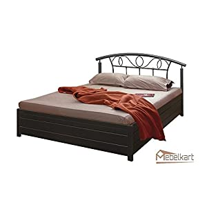 Mebelkart Queen Size Double Bed with Storage