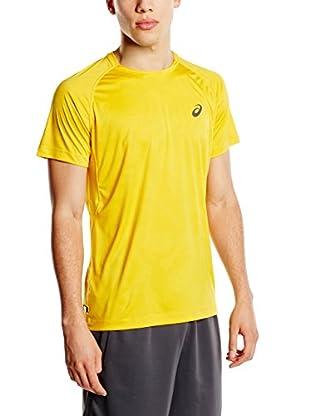 Asics T-Shirt Manica Corta Fujitrail Graphic Ss