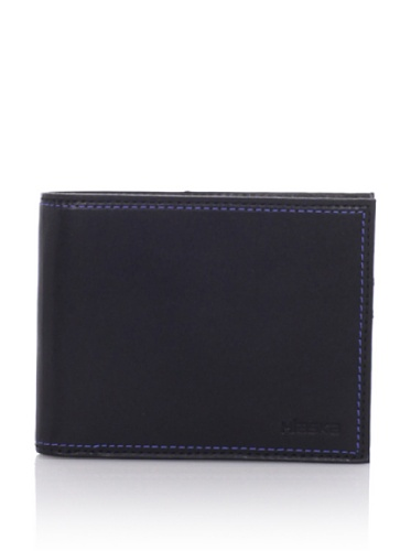 Hlaska Men's Collector Wallet (Black)