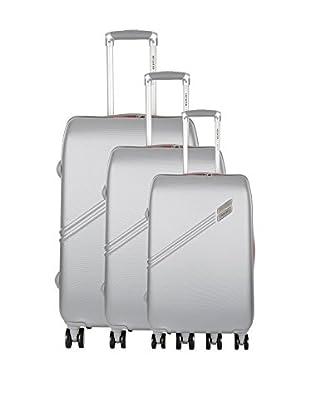 Hechter Studio Set de 3 trolleys rígidos