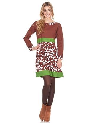 HHG Vestido Alma (marrón)