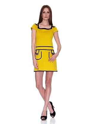 HHG Vestido Brooke (Amarillo)