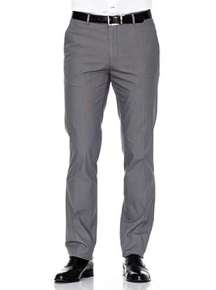 Cortefiel Hose Slim (Grau)