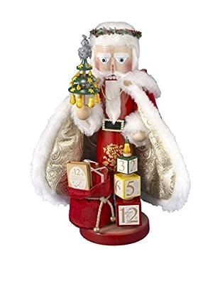 Kurt Adler Limited Edition Steinbach 12 Days of Christmas Musical 10th Nutcracker