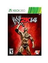 WWE 2K14 X360