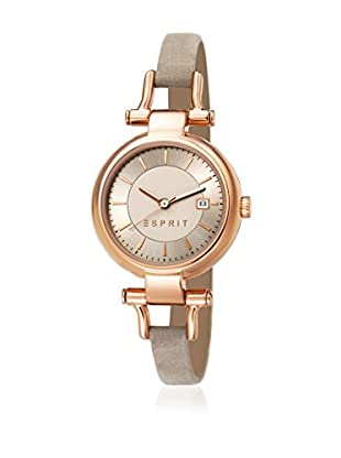 Esprit Orologio al Quarzo Woman Zoe Nubuck Grey 28 mm