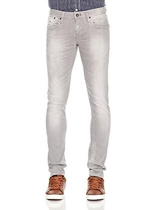 Pepe Jeans London Vaquero Hatch (Gris)