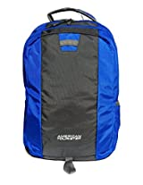 American Tourister Laptop Backpack - Buzz 01 -Blue
