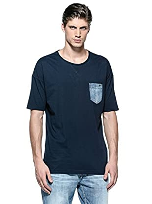 Diesel Camiseta T-Thunder (Azul)