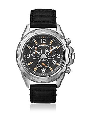 Timex Quarzuhr Man Exp Rugged Chrono schwarz 45 mm