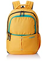 American Tourister 18 Liters Yellow and Turquoise Casual Backpack (45W (0) 06 001)