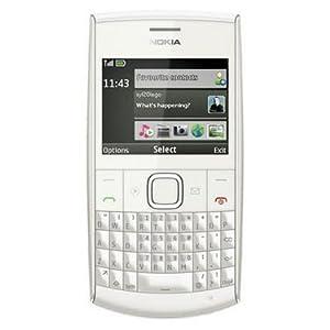 Branded Body Panel Housing for Nokia X2-01 - White