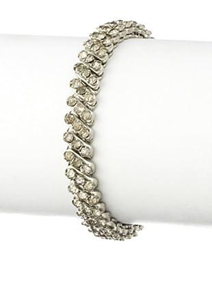 Lulu Frost 1920's Art Deco Medium Elasticized Bracelet