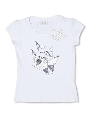 CKS Kids Camiseta Dale (Blanco)