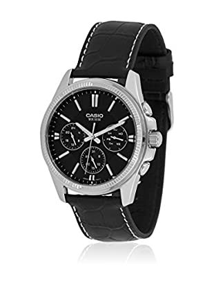 Casio Reloj con movimiento cuarzo japonés Man MTP+1375L.1A Negro