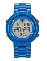 Lego Lego Digifigure Blue Adult Watch (9007439) - 9007439