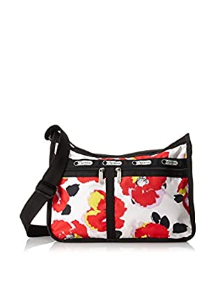 LeSportsac Women's Deluxe Everyday Handbag,Garden Poppy