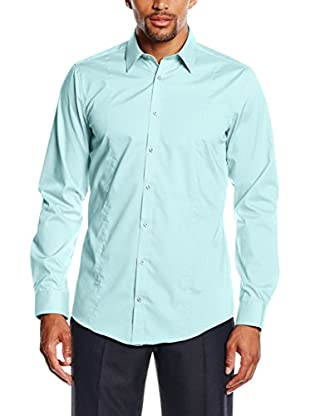 Venti Camisa Hombre  Azul Ártico 41 cm (16
