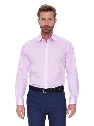 Cortefiel Camisa Cuadro Vichy Peq (Rosa)