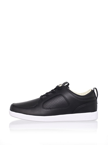Clae Men's Parker Sneaker (Black Full Grain)