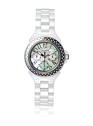Lancaster Quarzuhr Woman Ceramic Diamonds 35.0 mm