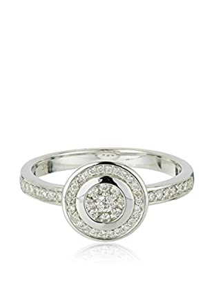 Bentelli Anillo 9K Gold 0.23Ct Diamonds