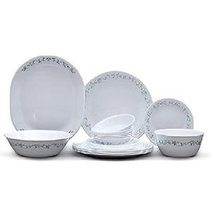 Corelle CO178CA09HCGINSTA White Glass Dinnerware