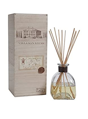 Zodax Villa San Lucas Reed Diffuser, Agave Nectar