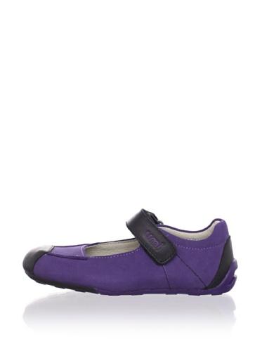 umi Kid's Prema Mary Jane (Toddler/Little Kid/Big Kid) (Purple)