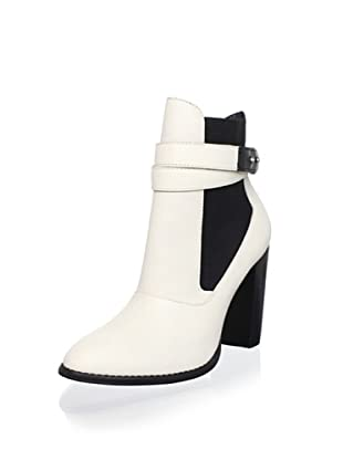 Elizabeth and James Women's Solar Ankle Boot (Off white)