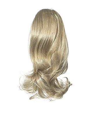 Love Hair Extensions Kunsthaar-Pferdeschwanz Percilla mit Krokodilklemme, 40,6cm, 18/22 Ash Blonde/Beach Blonde