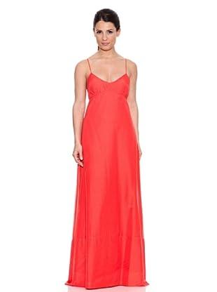 Caramelo Vestido Katie (Rojo)