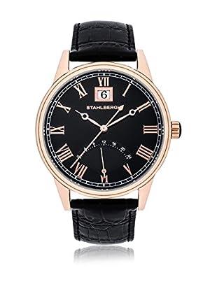 Stahlbergh Reloj Ca71 Ø 40 mm (Negro)