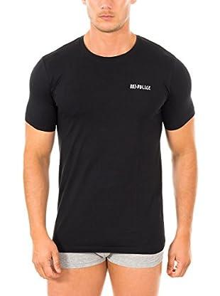 883 Police T-Shirt Manica Corta Essential