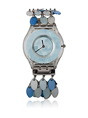 Swatch Quarzuhr Woman SEA CHIPS SFK287G 34.0 mm