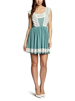 Sugarhill Boutique Vestido Rosa (Verde)