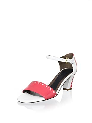 Marni Women's Ankle-Strap Sandal (Magnolia/Lily White)