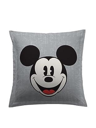 Disney Cojín Mickey Vintage (Gris)