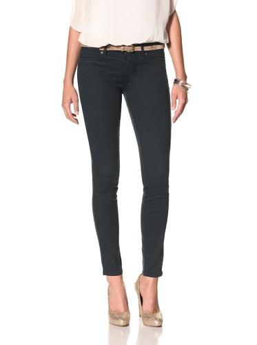Rich & Skinny Women's Skinny Jean (Teal)