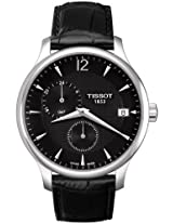 Tissot Black Dial Analogue Watch for Men (T0636391605700)