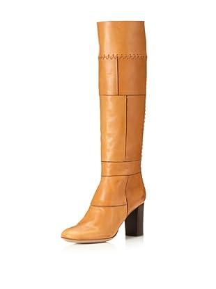 Chloé Women's Patchwork Knee Boot (Elah)