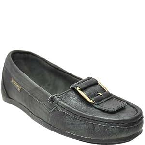 Woodland LB 0666109 Women's Shoes-Black