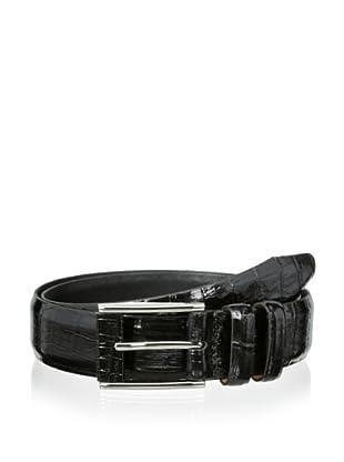 Vintage American Belts est. 1968 Men's Barcelona Belt (Black)