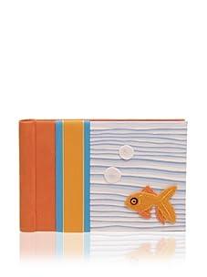 Molly West Fishy- Brag Book, Orange