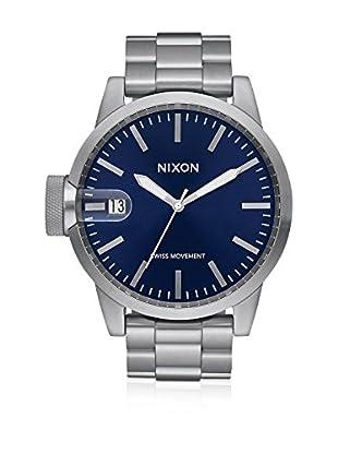 Nixon Uhr mit japanischem Uhrwerk Man Chronicle Ss  49 mm