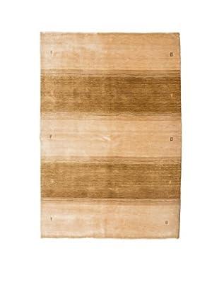 NAVAEI & CO Teppich beige 235 x 165 cm